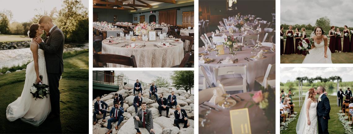 Bucks Run Golf Club Wedding Reception-1